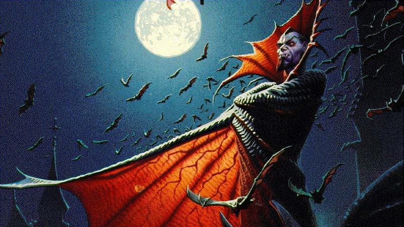 Dracula gróf sikere 1897 óta töretlen