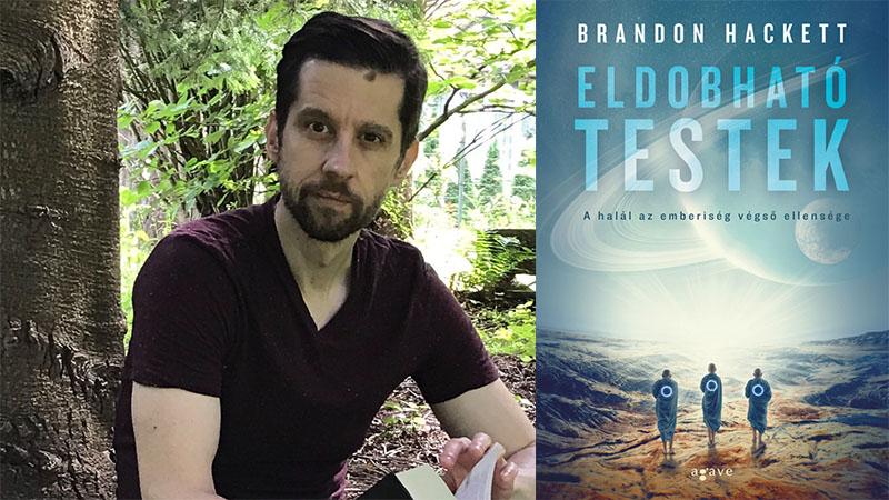 Szeptember 17-én jelenik meg a legnépszerűbb hazai sci-fi író új regénye