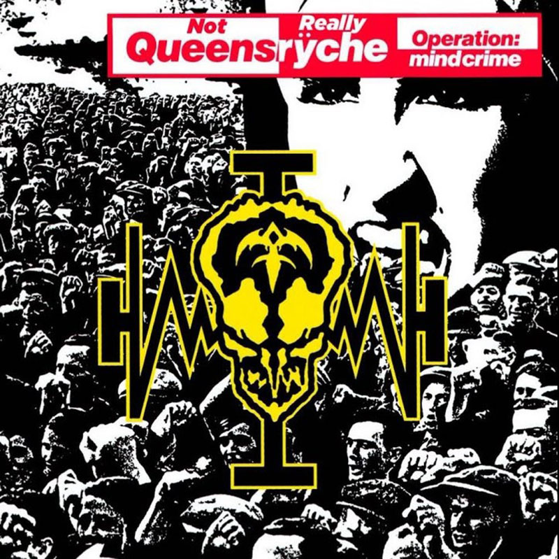 Queensryche: Operation: Mindcrime (1988)