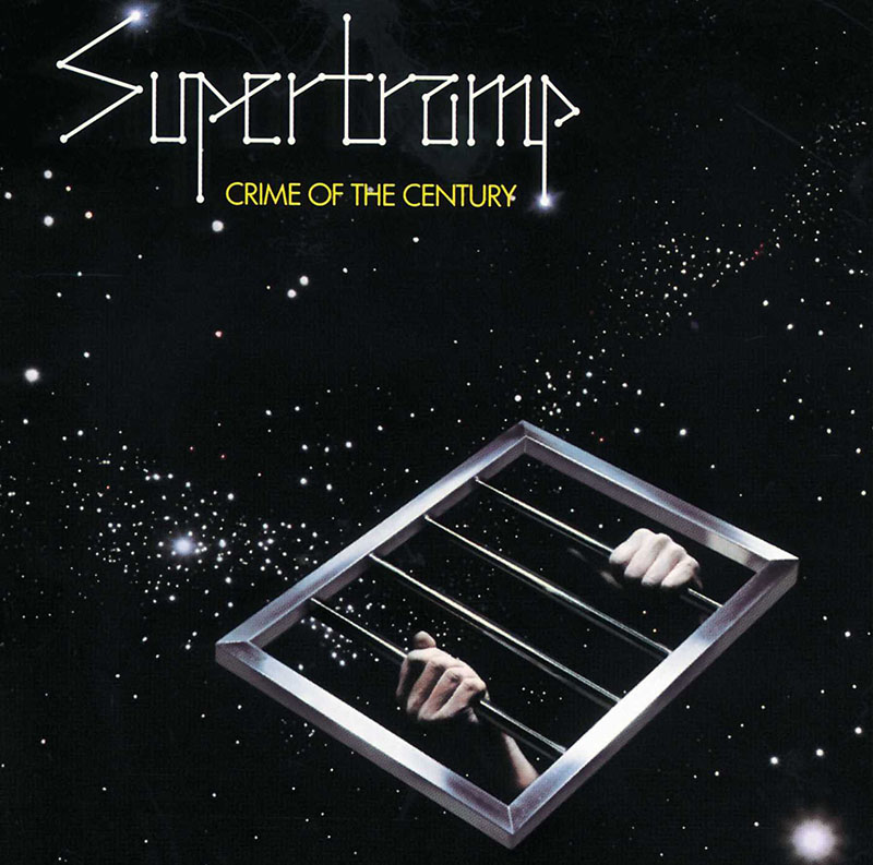 Supertramp: Crime Of The Century (1974)