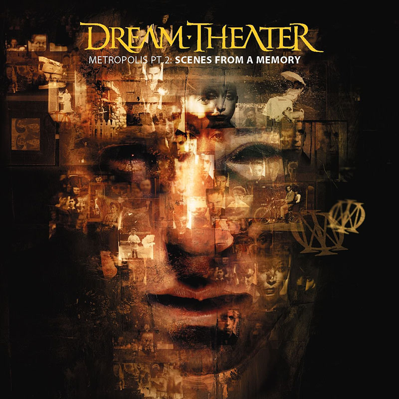 Dream Theater: Metropolis Pt. 2: Scenes from a Memory (1999)