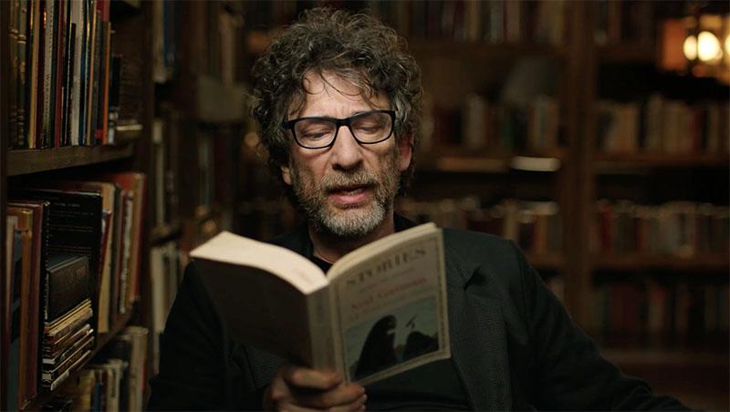 Neil Gaiman maga adott engedélyt a felolvasásra