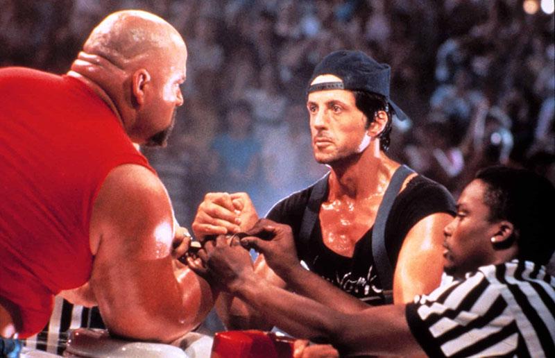 Stallone és a Túl a csúcson
