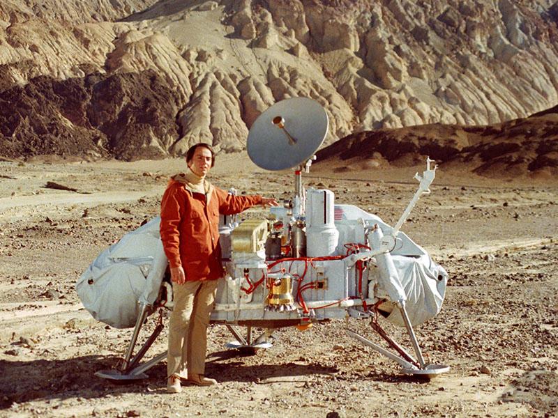 Carl Sagan (1934-1996)