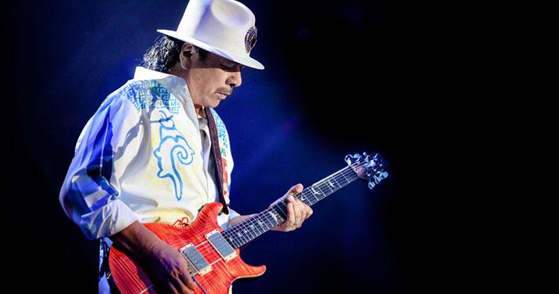 Carlos Santana jövőre Budapesten