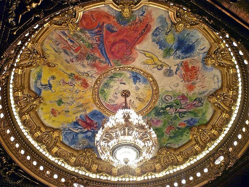 Chagall alkotása