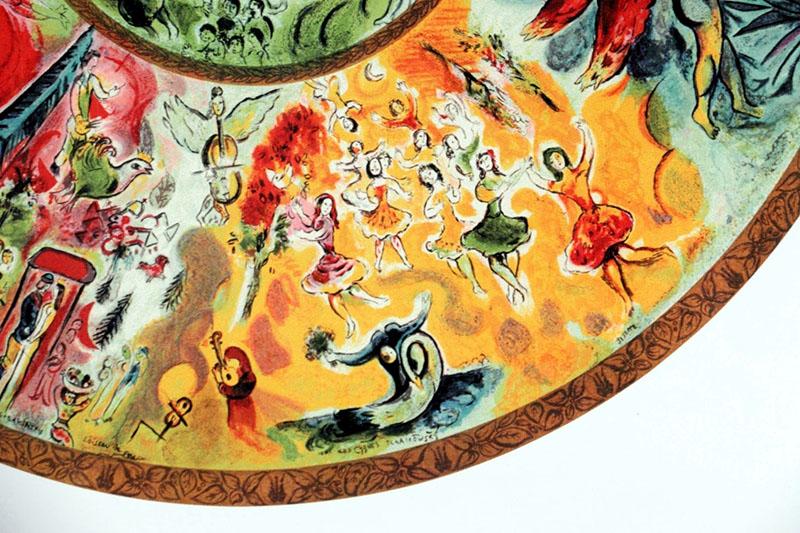 Chagall: A hattyúk tava