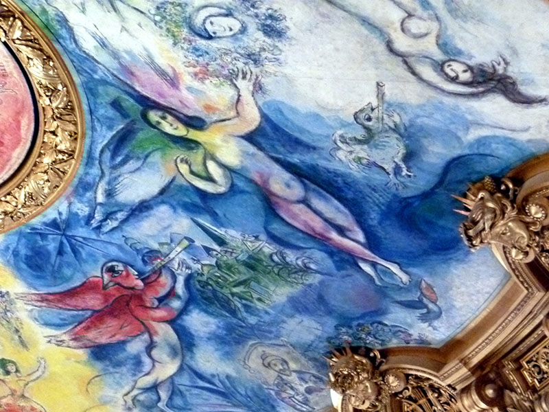 Chagall: A varázsfuvola
