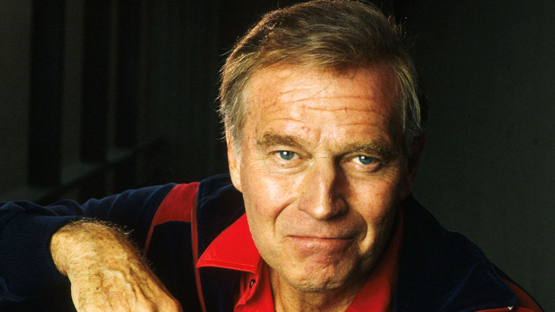 Charlton Heston (1923-2008)