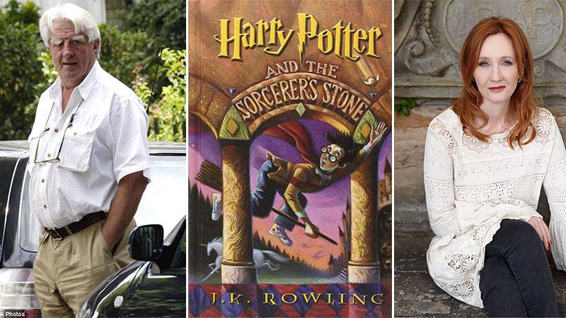 Christopher Little volt az első, aki meglátta a potenciált J. k. Rowling varázslótanoncában és az íróban is
