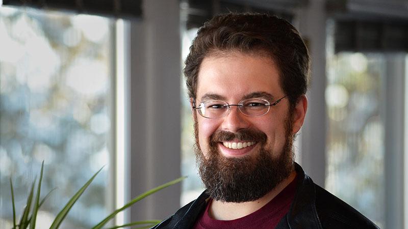 Christopher Paolini (Fotó: Immanuela Meijer)