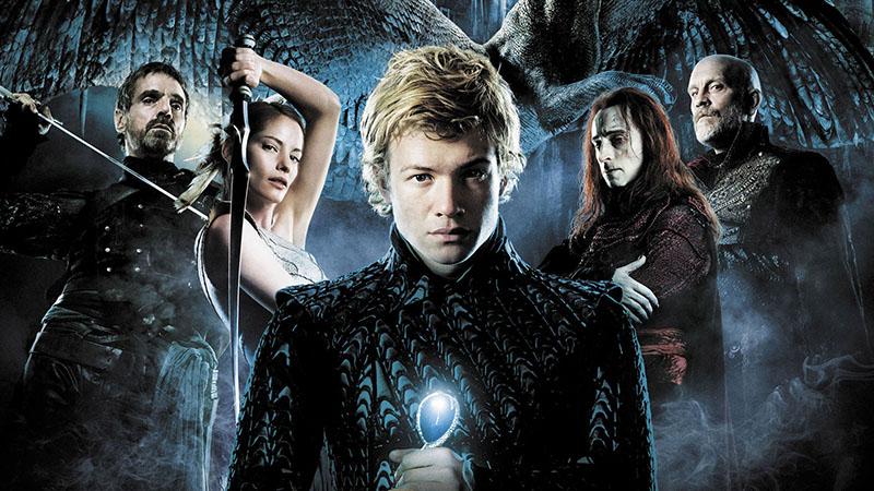 Az Eragon első kötetének 2006-os filmadaptációja