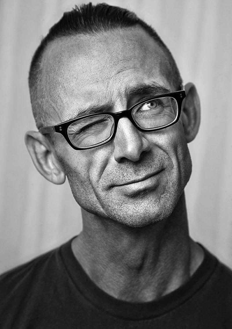 Chuck Palahniuk-portré