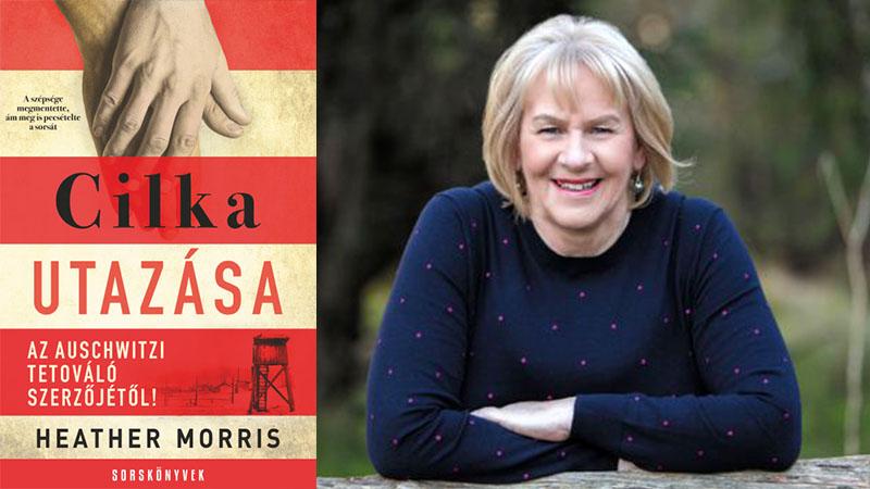 Heather Morris Cilka utazása