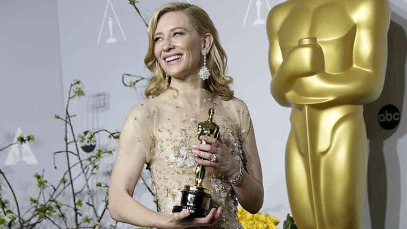 Második Oscar-díjával 2014-ben