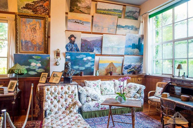 Iroda és műterem