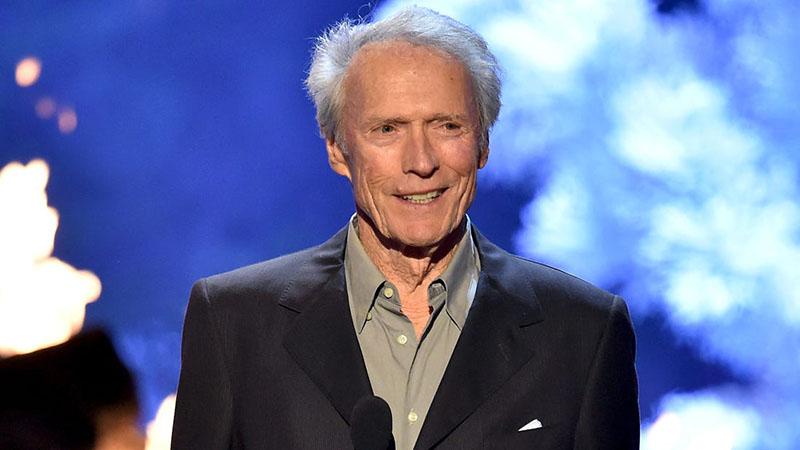 Clint Eastwood látszólag képtelen lassítani