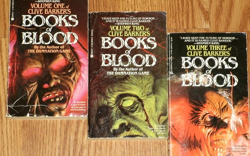 Sorozat készül a Vérkönyvekből