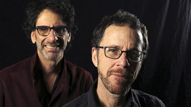 Joel Coen és Ethan Coen 2013-ban egy Los Angeles-i fotózáson