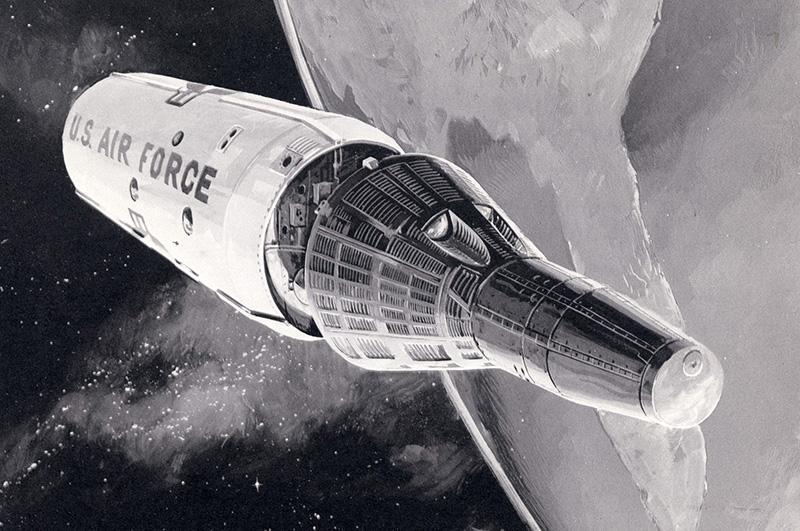 A tervezett űrállomás leginkább egy kólásdobozra hasonlított volna.