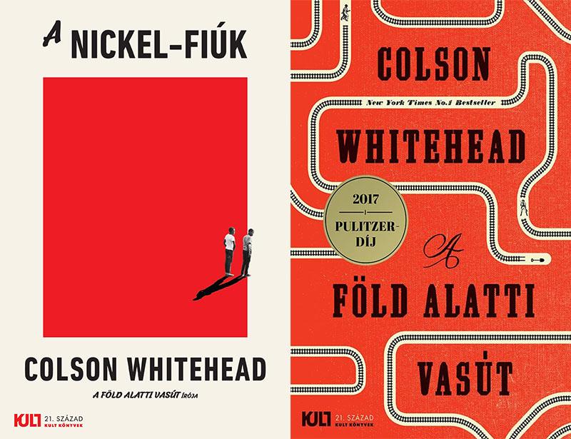 Az író regényeit idehaza a 21. Század Kiadó gondozza