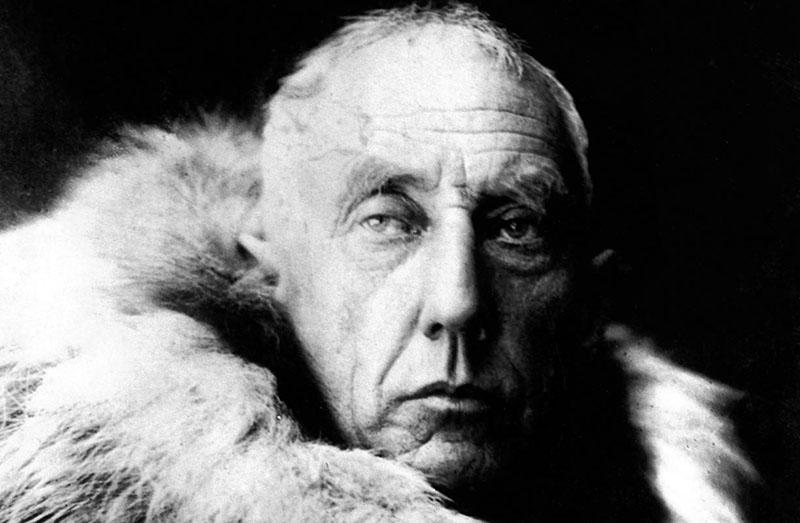 Amundsen, aki nem tartotta eredménynek a Déli-sark meghódítását
