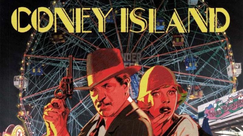 A Coney Island Gianfranco Manfredi műve