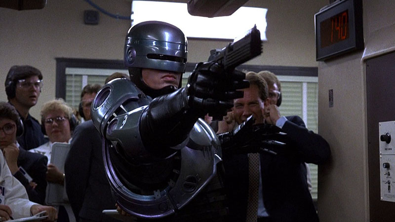 A Robotzsaru mára kultikus filmmé érett