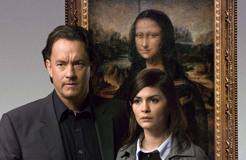 A Da Vinci-kód három főszereplője
