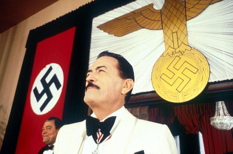 Gregory Peck egészen félelmetes alakítása Mengeleként