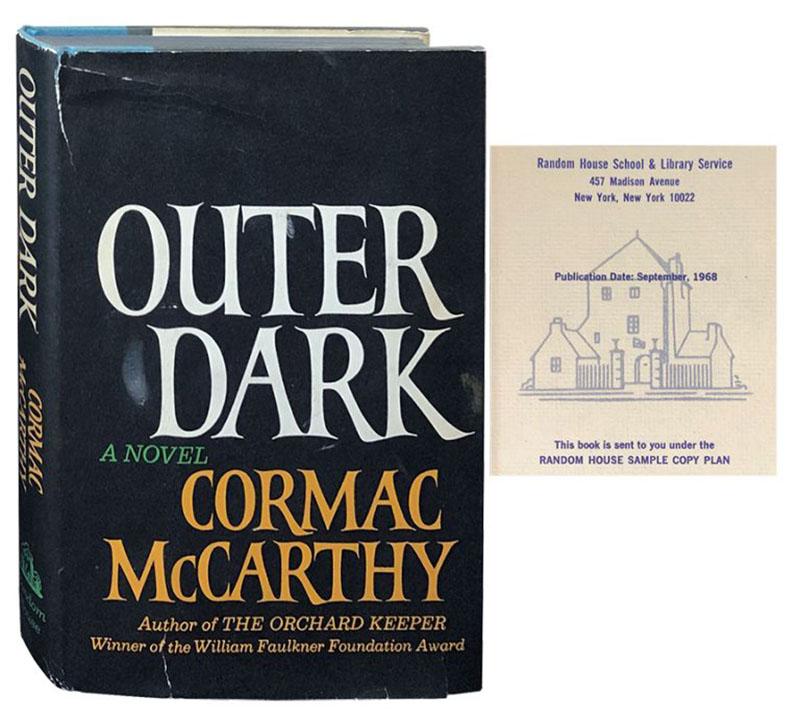 A regény első amerikai kiadása