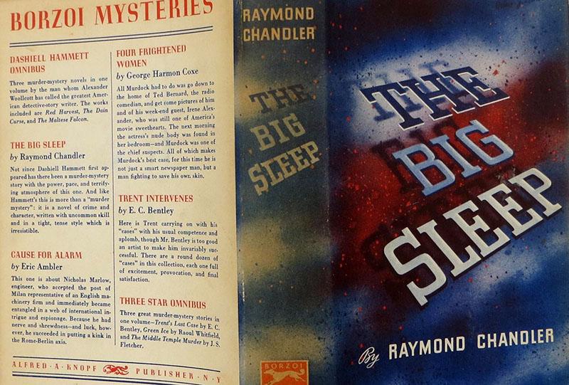 Raymond Chandler: A hosszú álom