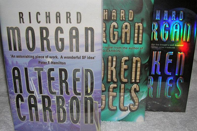 Richard Morgan: Takeshi Kovacs-trilógia