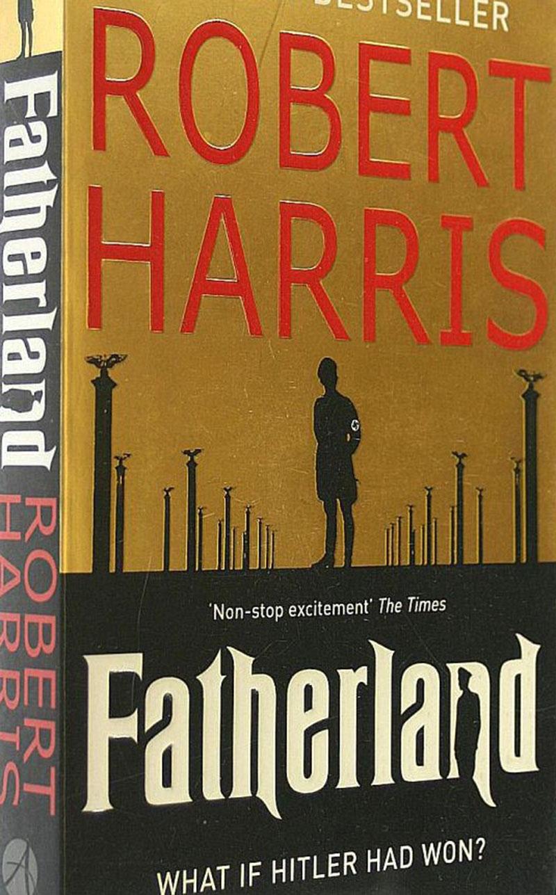 Robert Harris: A Führer-nap