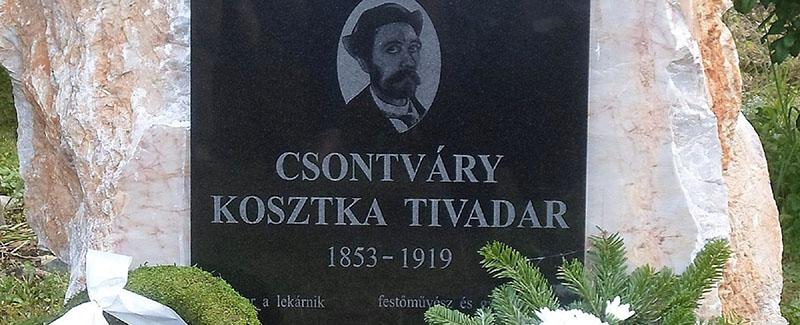 Az országban számos helyen található emlékmű a tiszteletére