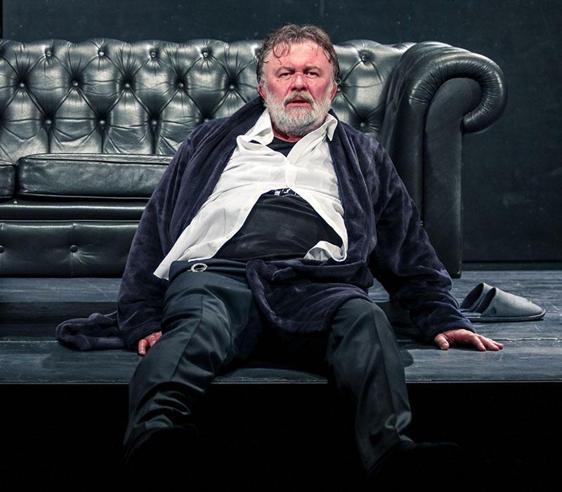 A Gábor Miklós-díjat hozó IV. Henrik szerepe az Örkény Színházban