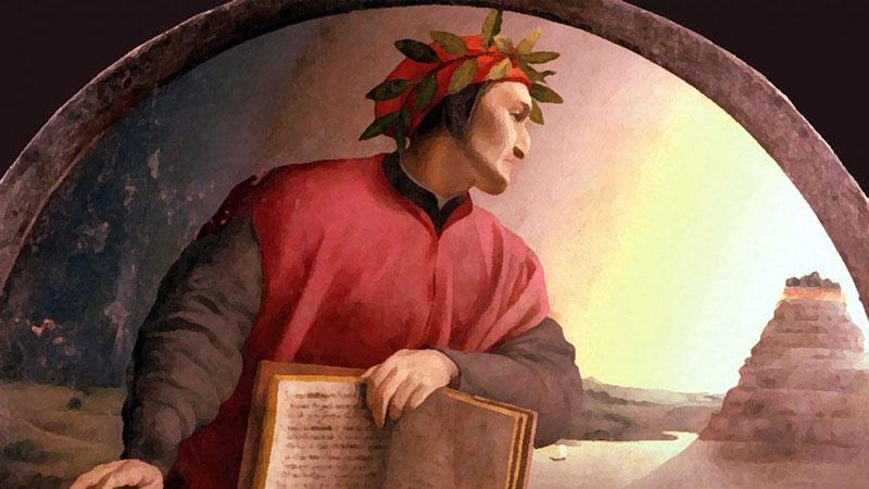 Jorge Luis Borges szerint Dante írta meg minden idők legnagyszerűbb művét
