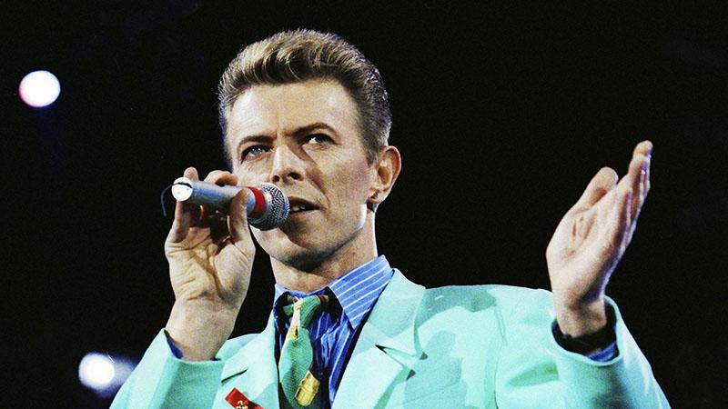 David Bowie a Freddie Mercury emlékkoncerten 1992-ben