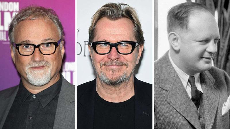 David Fincher és Gary Oldman együtt dolgozik