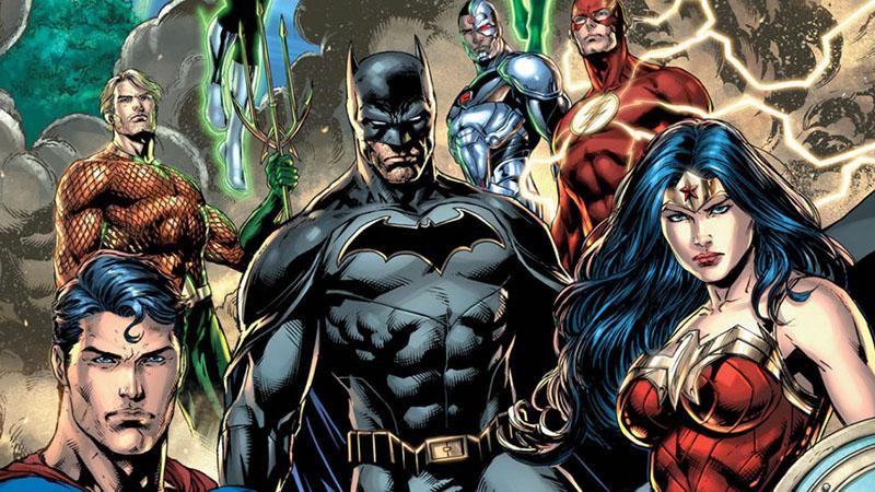 A DC nagytakarítást végzett a sorozatai közt