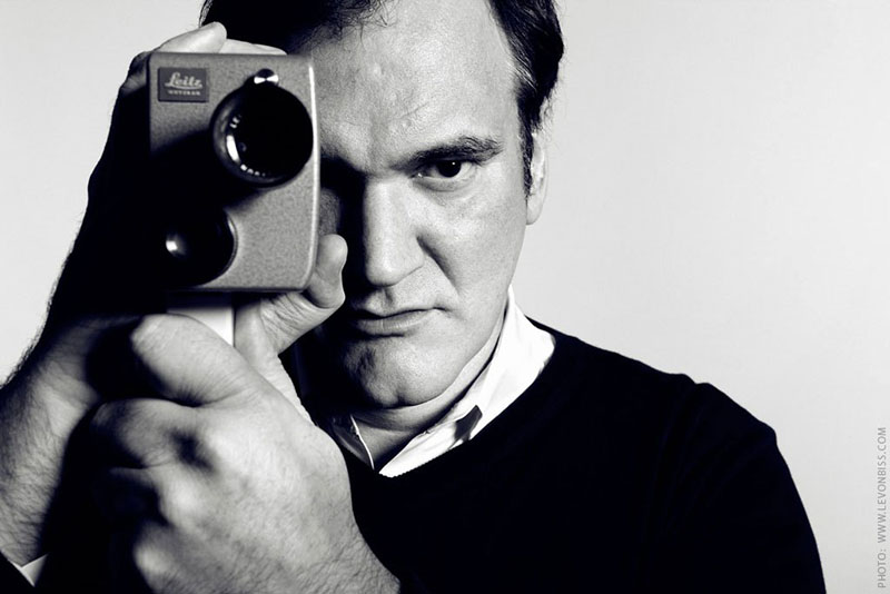 Tarantino rengeteg motívumot vett át Sergio Leone westernjeiből