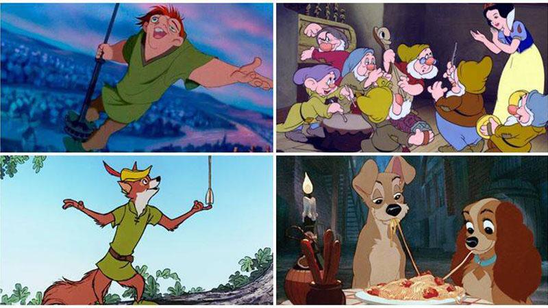 Újabb Disney-rajzfilmek kaptak magyarázó szöveget