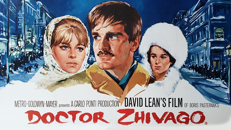 Doktor Zsivágó (1965)