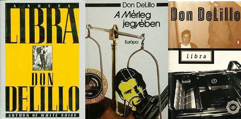 Don DeLillo: A Mérleg jegyében