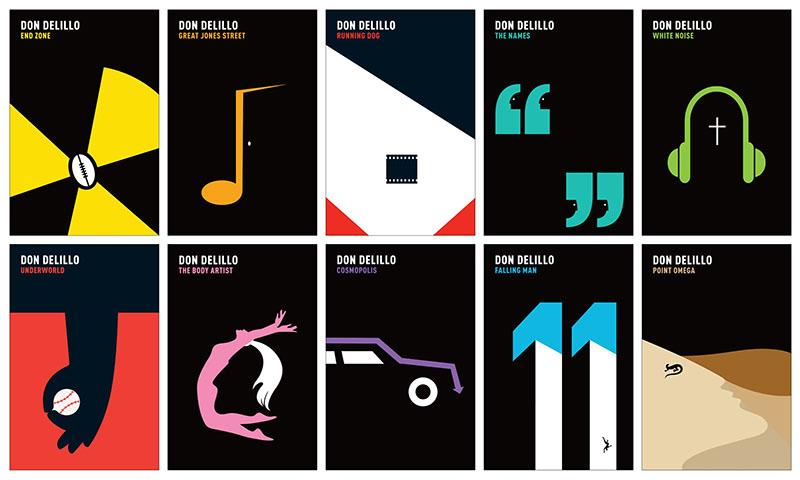 DeLillo művei új életműkiadásukban
