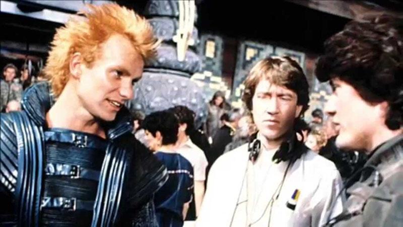 Sting, Lynch és Kyle McLachlan