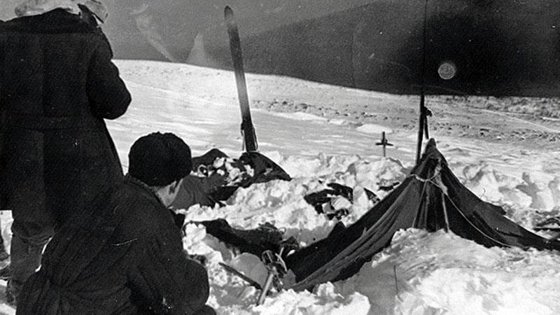 A széthasított sátor