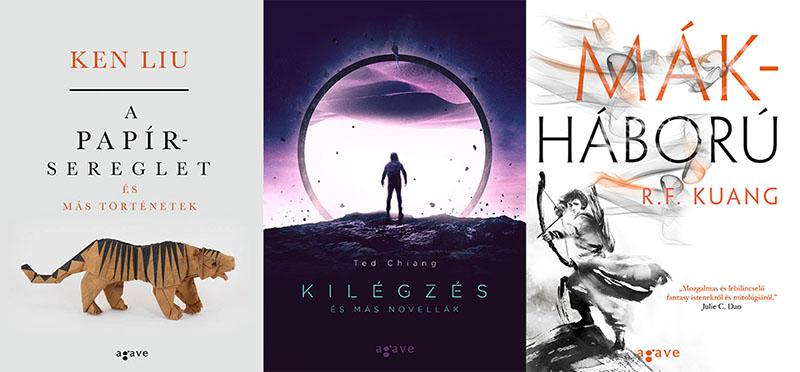Kína szerzők, akik már Magyarországon is nagy népszerűségnek örvendenek