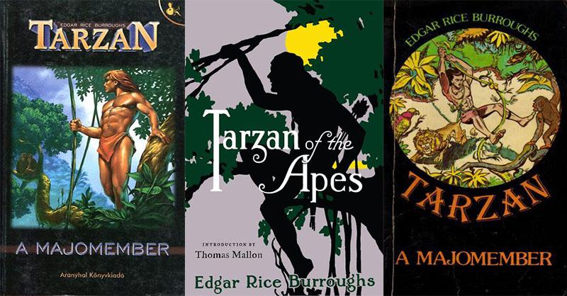 Edgar Rice Burroughs: Tarzan, a majomember
