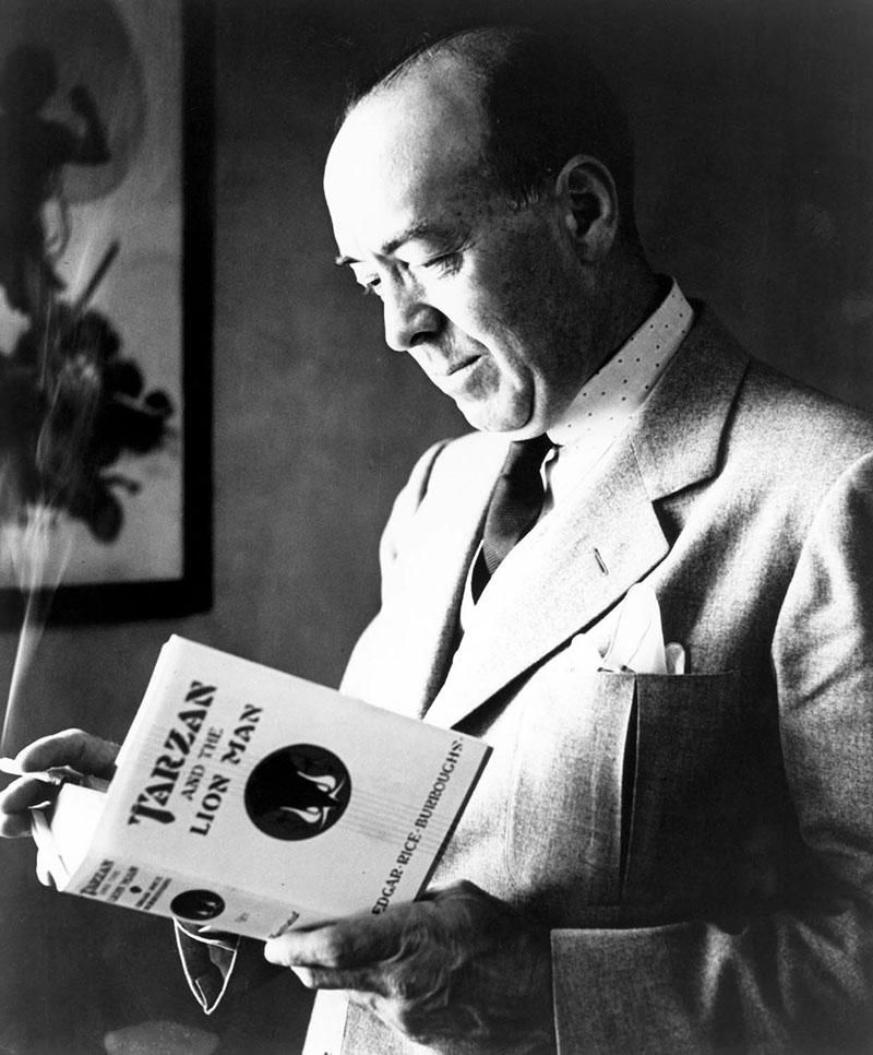 Burroughs pályája csúcsán az Egyesült Államok legolvasottabb írója volt